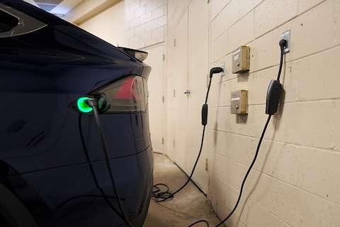 Sheraton EV Charging